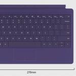 Surface Pro 2 のキーボード(タイプ カバー 2)は案外うちやすい