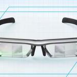 エプソンのメガネ型端末「Moverio BT-200」が軽い