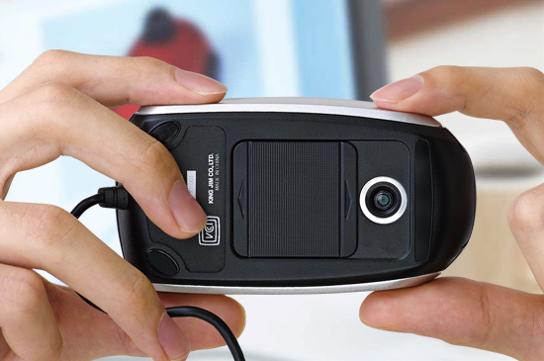 カメラ付きマウス