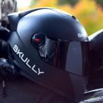ヘルメット版グーグルグラス「Skully P1」で快適バイクライフ