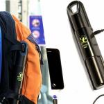 持ち歩くだけで充電されるモバイルバッテリー「nPower PEG」