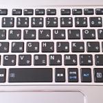 Kira v634/28ksのキーボードは快適だけど1つだけ欠点が