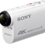 ソニーが「HDRーAS200V」と「FDR-X1000V」を発表