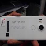 2015年版のNexus5の画像とスペックと発売日